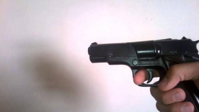 Κυπαρισσία: Πυροβόλησε τη γυναίκα του και αυτοκτόνησε