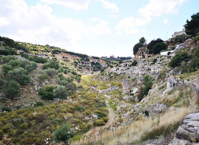 Il villaggio rupestre la Rivolta a Ginosa