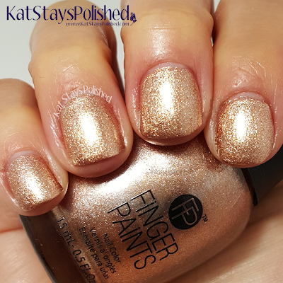 FingerPaints Once in a Wild - Titian Tint | Kat Stays Polished