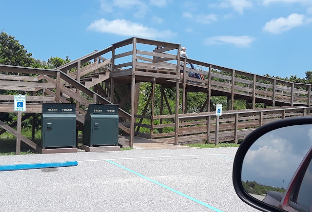 Canaveral National Seashore Parking Area 4