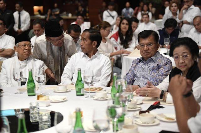 Jumlah Sumbangan Pribadi Jokowi untuk Kampanye Lebih Banyak dari Kekayaanya, Kok Bisa?