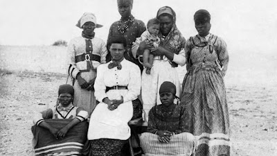 herero and namaqua genocide