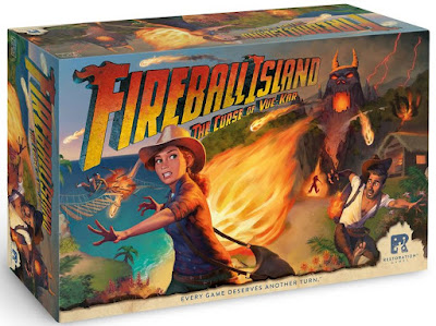 [Kickstarter] Fireball Island: The Curse of Vul-Kar