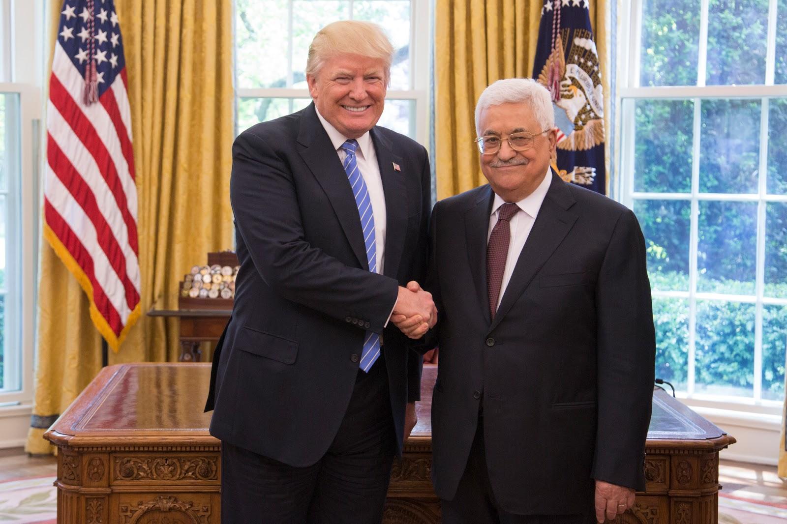 Melunak, Presiden Palestina Nyatakan Hubungan Dengan Amerika dan Israel Terus Berlanjut