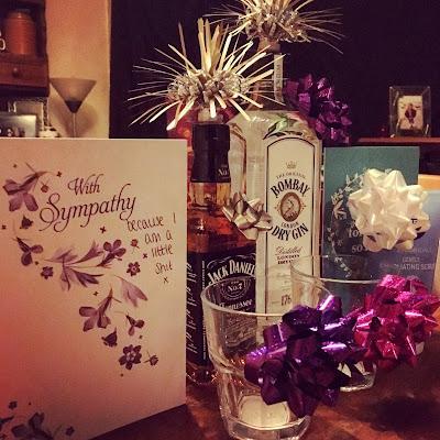 Bombay gin gift