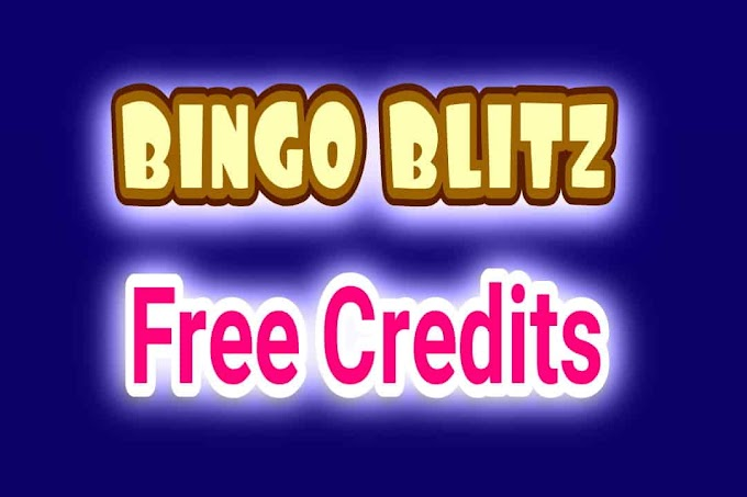 Bingo Blitz Free Credits and Daily Bingo Blitz 5+ Freebies