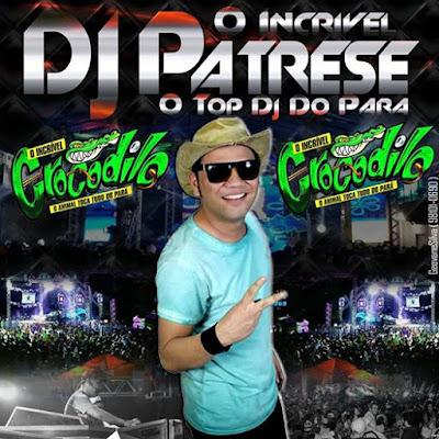 CD AO VIVO CROCODILO MANGUEIRÃO DO SAMBA 20-04-2016 (PATRESE)