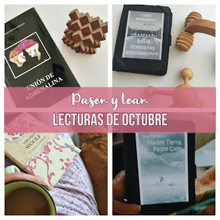 Pasen y lean XVI: Lecturas de Octubre