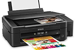 Cara Reset Printer Epson L210 Solusi Waste ink full - Service required Sukses 100%