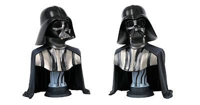 Star Wars: A New Hope Darth Vader Legends in 3D Resin Bust by Gentle Giant x Diamond Select Toys