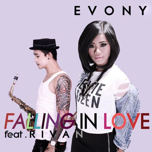 Lirik Lagu Evony Arty - Falling in Love (feat. Rivan)