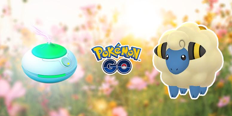 Pokémon GO Dia de Incenso Mareep
