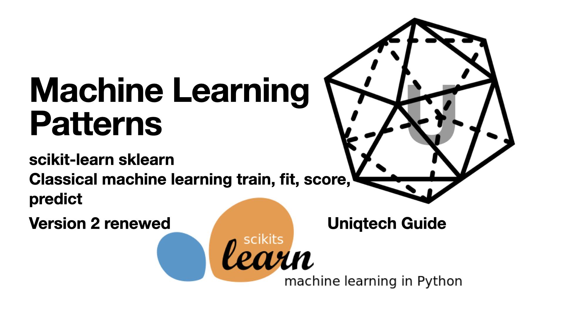 scikit learn uniqtech guide cover photo