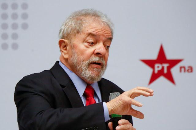 Lula entra com pedido de habeas corpus no STJ para evitar prisão