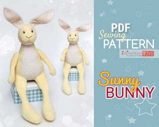 Easter crafts bunny patterns