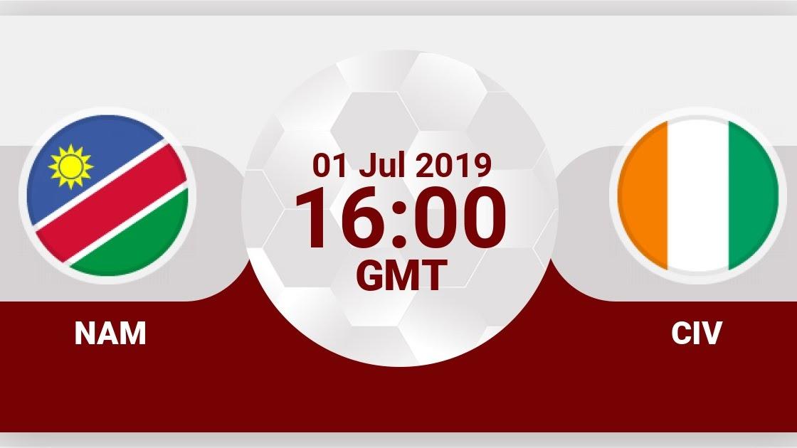 مشاهدة مباراة ناميبيا و ساحل العاج 01-07-2019 كأس أمم إفريقيا