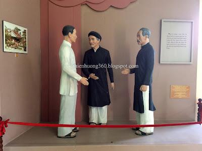 Cụ Sắc đưa Nguyễn Tất Thành gặp cụ Phan Châu Trinh ở Mỹ Tho