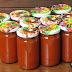 Domowy sos do spaghetti na zimę