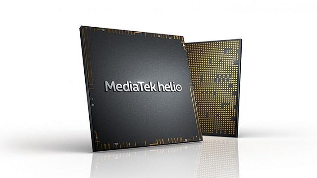 ميديا تيك تكشف عن معالج Helio G70 SoC