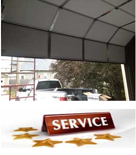 Often times your garage door needs a simple adjustment and we can walk you through the process of repairing it over (317) 376-8584 Saving you money. Give us a call for a free estimate we can usually determine what your problem may be after a few questions and give you a quote over the phone. Garage door contractors are usually hard to find and when you do find them most of garage door contractors are not trustworthy and can possibly harm your garage instead of fixing it.