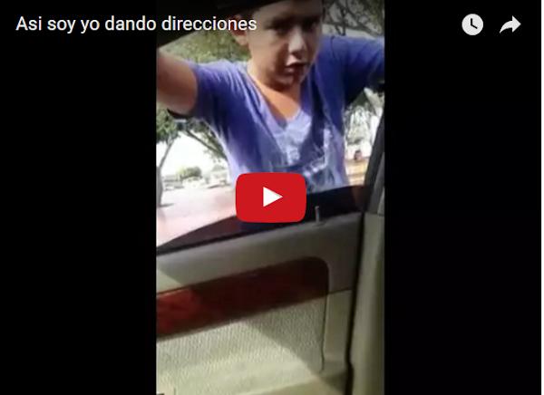 Así se dan las direcciones en Venezuela