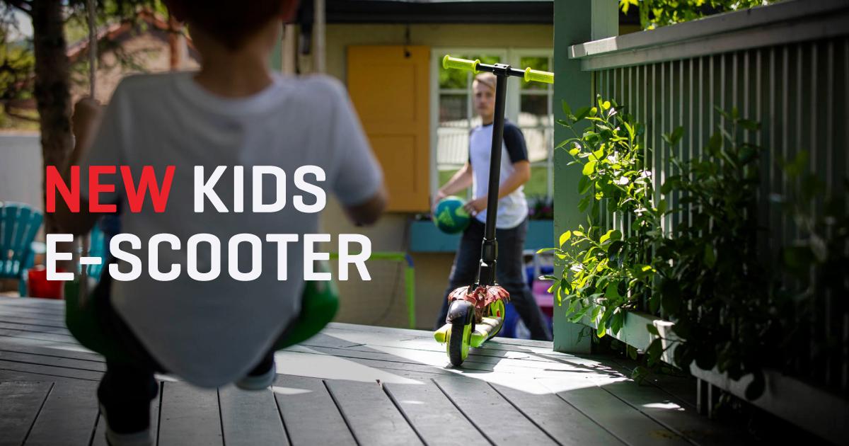GoTrax Kids Scooter
