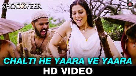 Chalti He Yaara Ve Yaara Ek Yodha Shoorveer Latest Hindi Video Songs 2016 Prabhu Deva and Tabu