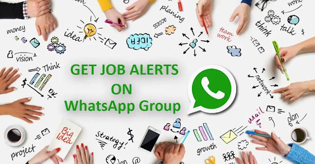 Join Us on Whatsapp Group - Join Jobs Alert Whatsapp Group in Pakistan