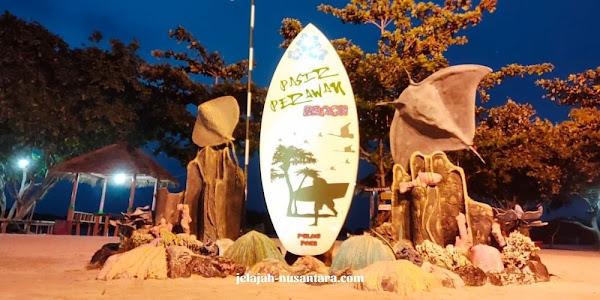 akomodasi wisata private trip pulau pari