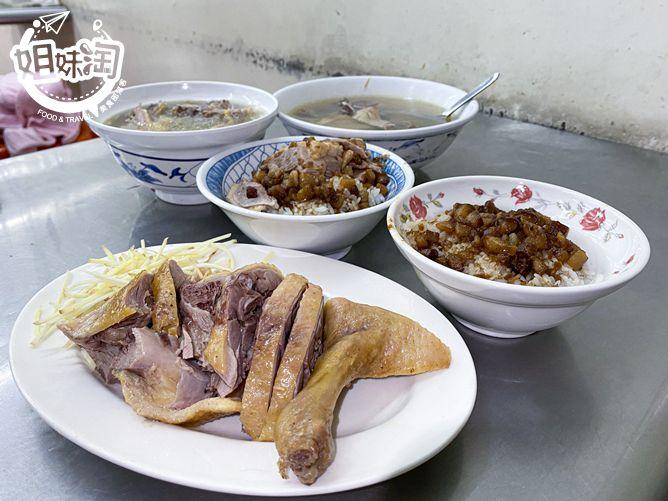鹽埕鋪65年鴨肉老店,在地人都推薦的好味道,一碗肉燥飯只要25元?!-鴨肉珍