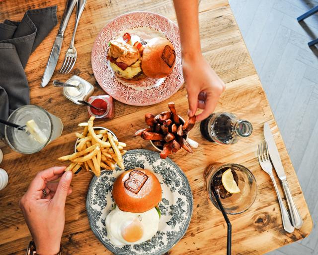 Roadkill Burger, Bobo Social, London