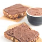 Low Fat Vegan Chocolate Spread