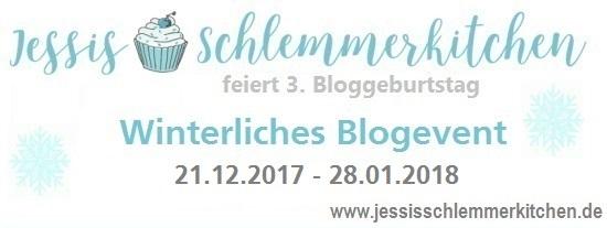 Winterliches Blogevent bei Jessis Schlemmerkitchen