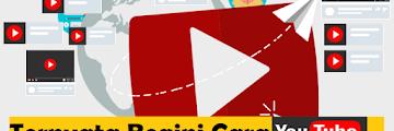 Kamu Harus tau !! Ternyata Begini Cara Youtube Merangking Video Kamu
