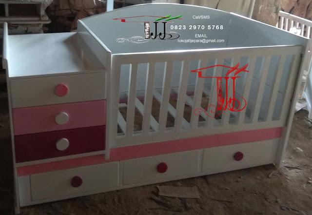 Model Box Bayi