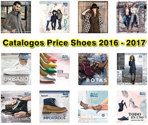 Catalogos Price Shoes 2017 Digital