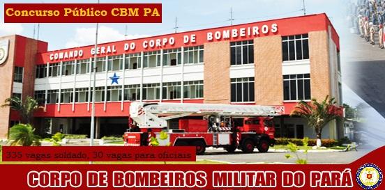 Apostila Corpo de Bombeiros CBM-PA - CFO BM