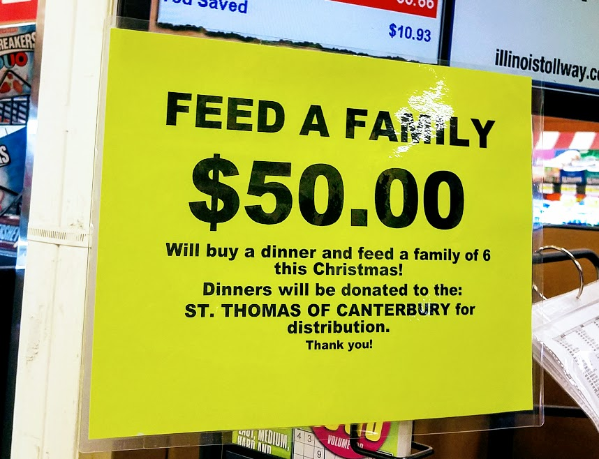 Uptown Update: Feed A Family For The Holidays