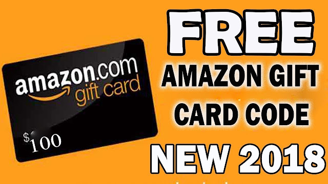 Free Amazon Gift Card Codes for everyone!