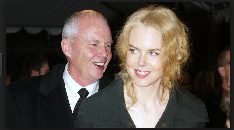 Nicole Kidman padre