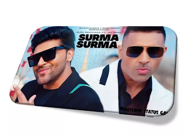 SURMA SURMA Lyrics - Guru Randhawa - Jay Sean