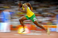 capacidades físicas, atributo treinável,velocidade, usain bolt