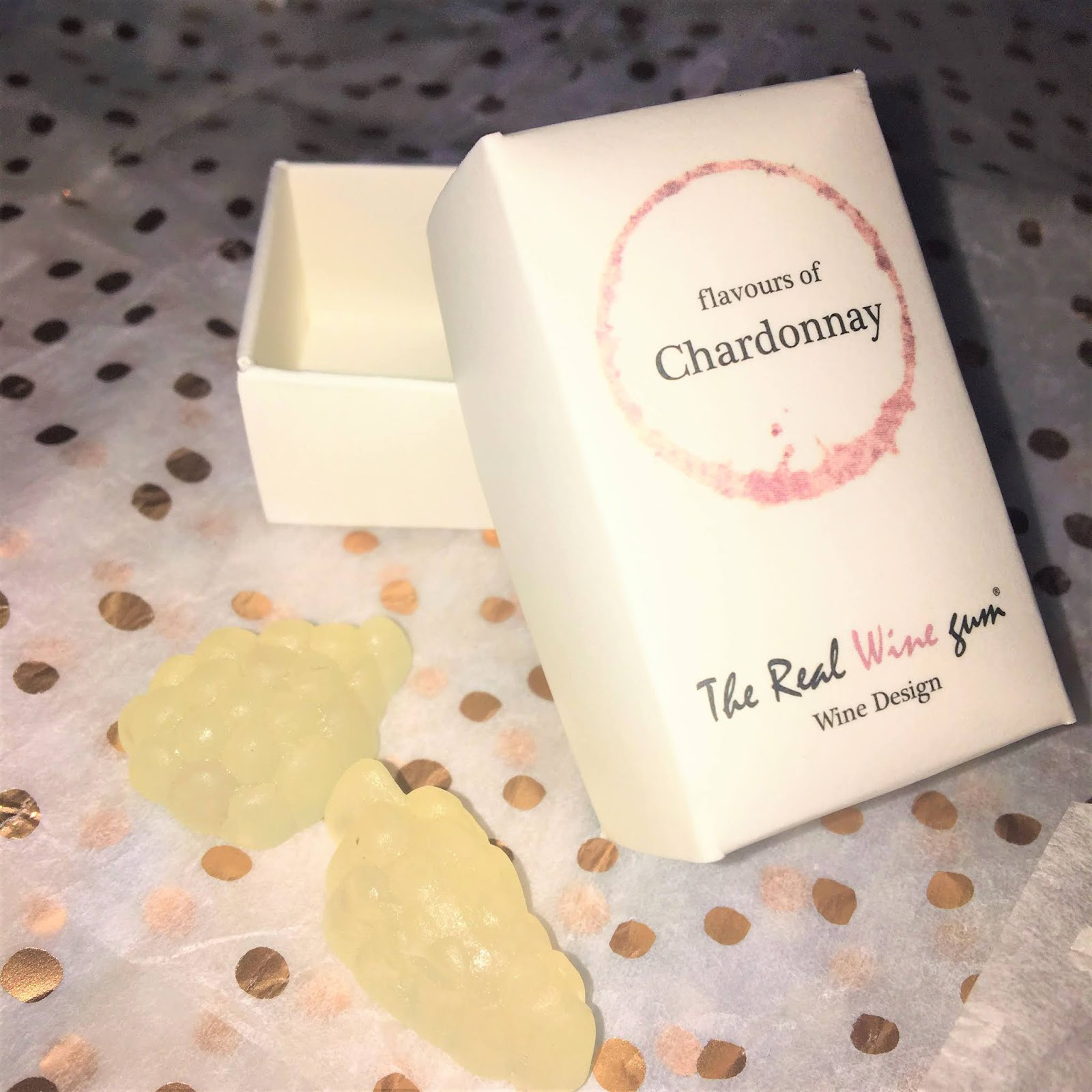 Vinoos Chardonnay Wine Gums