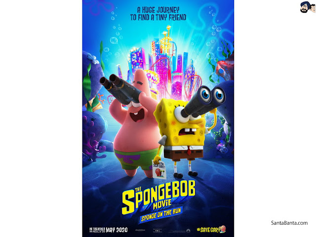 (Movie) The SpongeBob Movie: Sponge on the Run (2020) (Mp4 Download)