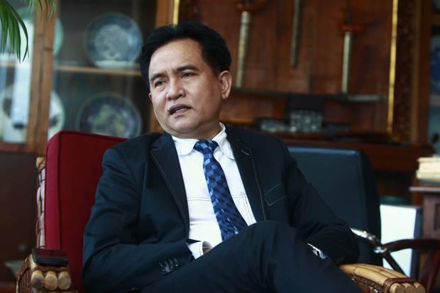Balas Sindiran Demokrat, Yusril Ihza: SBY Gak Bakal Jadi Presiden Kalau Tak Dicalonkan PBB!