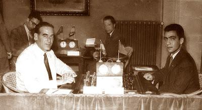 Partida de ajedrez Esteve Pedrol – Daniel de Oliveira, 1951