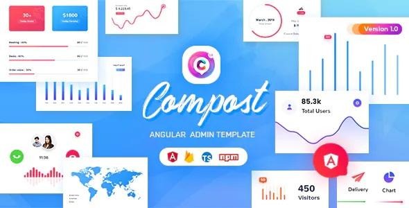 Best Angular 10 Admin Template