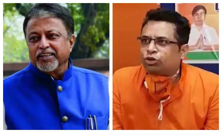 Mukul Roy joined TMC again.