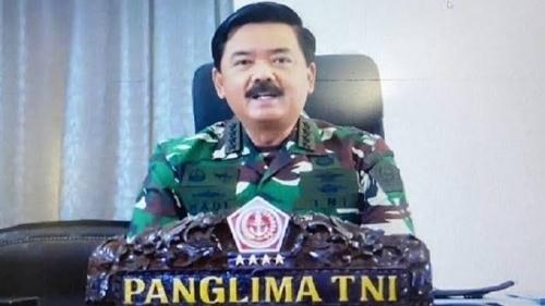 Panglima TNI Hadi Tjahjanto Marah Besar, Siap-siap