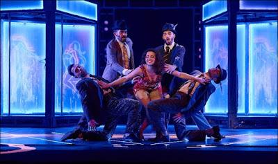 'Flashdance, el musical' en Madrid
